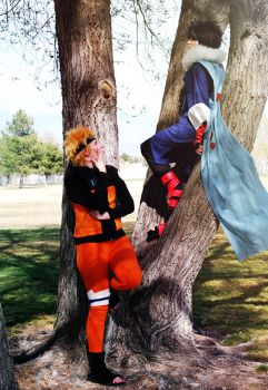Naruto RTN: A fourm of self loathing. by SumieLove