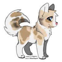 Sable Breedable by xXAmbersongXx
