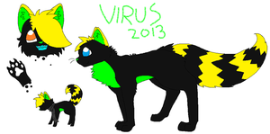 2013 Virus Ref by Deadly-Meow