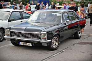Opel Diplomat by ShadowPhotography