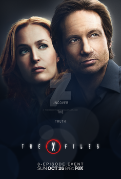 The X-Files - 8-Episode Event by themadbutcher