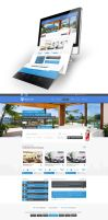 Real Estate Web Design by vasiligfx