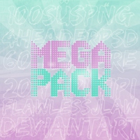 Mega Pack 03 by flawlessjlaw