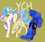 YCH What Have You Done?? - [closed] by aHorseForEverySeason