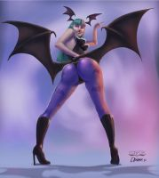 Art Jam Morrigan by DRPR