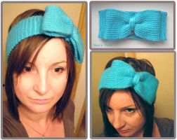 Le Petit Bow Headband by amarilliss