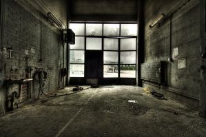 The Garage HDR Workshop by mojomagmajo