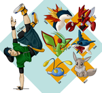 :: To Be the Very Best :: by Toxxic-Vixen