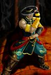 Kung Lao by argeiphontes