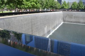 The 9/11 Memorial by westaussie