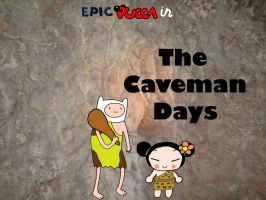 The Caveman Days by rabbidlover01