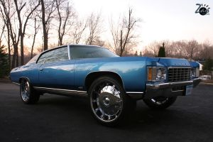 Chevy Impala by visionet