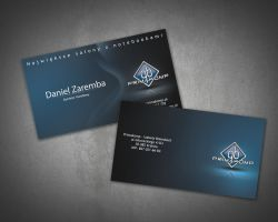 Business Card by ryzzus