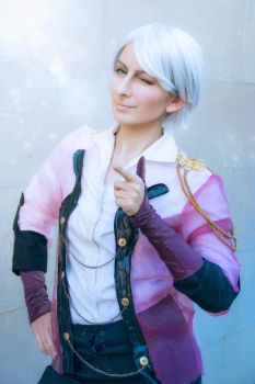 Victor Nikiforov - Hey you by Aliceincosplayland