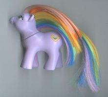 Custom MLP: Pride Baby Girl DS by marienoire