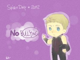 No Bullying! =^= by SaerwenApsenniel