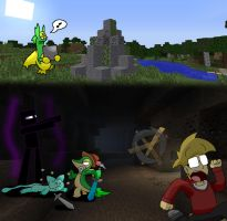 Minecraft Adventurrrrrrrrrrrr by TheGuyNoOneRemembers