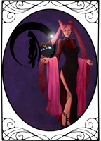 Wicked Lady by thehappygirl