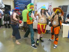 A-Kon '14 - South Park 3 by TexConChaser