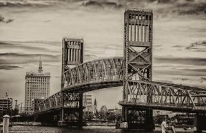 Main Street Bridge by jeffcrass