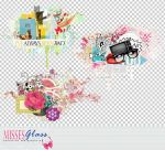 Mixed pngs - Set 5 by Missesglass