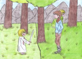 aph: You shall not pass by LoveEmerald