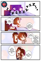 Comic strip from Casamento Nerd Site by me by viniciusdesouza