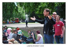 London devMeet 07 by Adila
