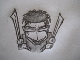 Johnny The Homicidal Maniac by StephenKingsVampire