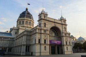 Royal Exhibition Building by tessavance