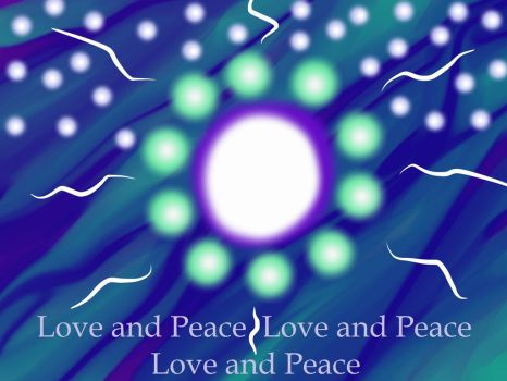 Love and Peace 2 by SETBLKYOEM