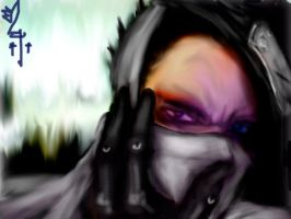 Zabuza by SirCrocodile