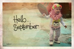 Hello September by Aprilwarhol