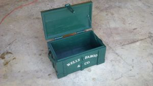 Wells Fargo Strong Box #2(open) by Craftsman107