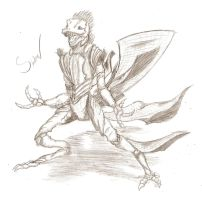 NO BACK TALK by SH9DOW