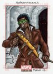 Blade - Marvel Bronze Age by tonyperna