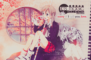Maka Sign by RanmaGirlSaotome