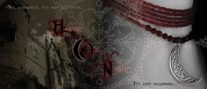 House of Night Banner1 Lighter by Pure-Potential