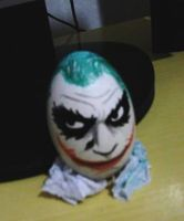 Egg - The Joker by EloAnNe