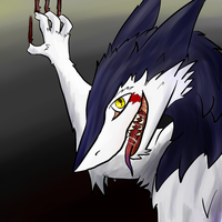 Sergal by RebelliousDragon