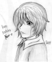 DN: Happy Birthday, Near 2010 by ToysAndChocolate