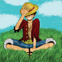 Luffy by Dander97