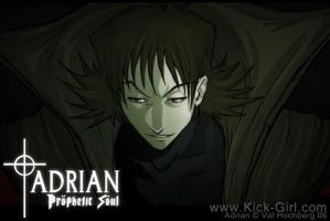 Adrian - Prophetic Soul by valval