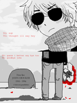 Hello Goodbye by over-the-top