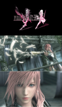 FFXIII-2 Lightning by FMA-24-7