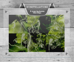 'Green Lightning' - Icon Textures by 3constellations