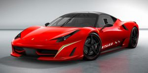 Ferrari 458XX final by agespoom