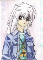 Ryou Bakura by DigiFaith