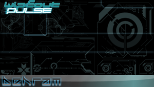 Wipeout Pulse PSP Wallpaper 2 by deep-scarz
