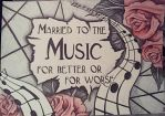 Married to Music by HolzTW